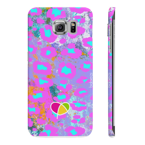 Sweet Animal Print Wpaps Slim Phone Cases - biglove