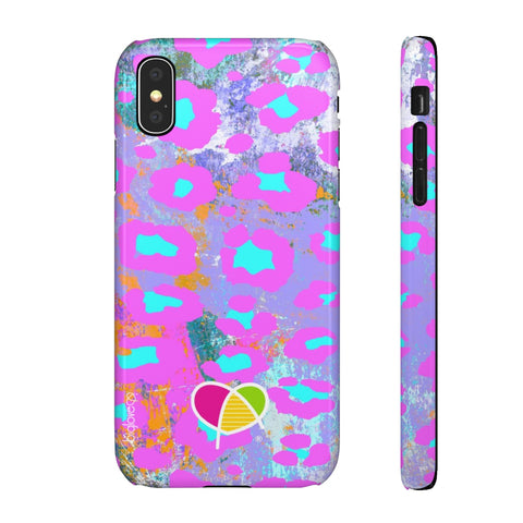 Sweet Animal Print Snap Cases - biglove