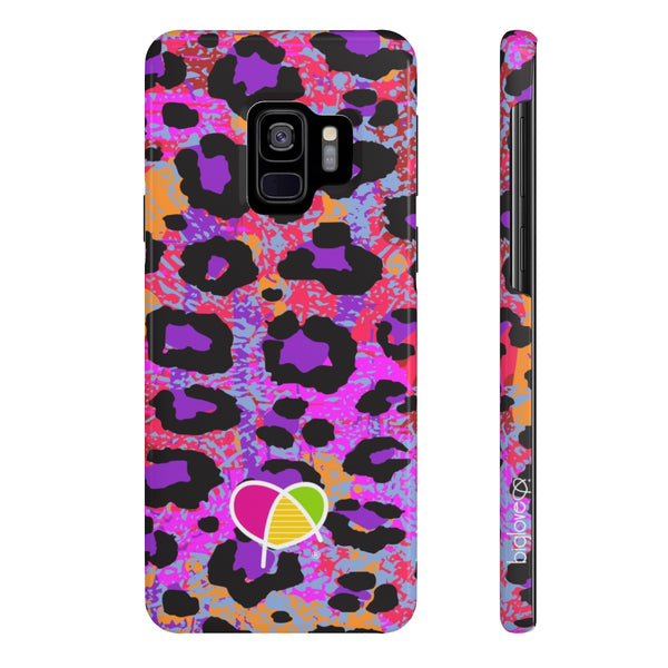 Wild Animal Print Case Mate Slim Phone Cases - biglove