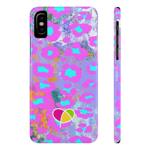 Sweet Animal Print Case Mate Slim Phone Cases - biglove