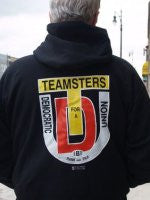 TDU Hooded Sweatshirt