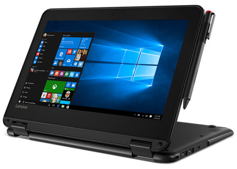 Lenovo 300e Winbook Convertible with Touch & Active Pen
