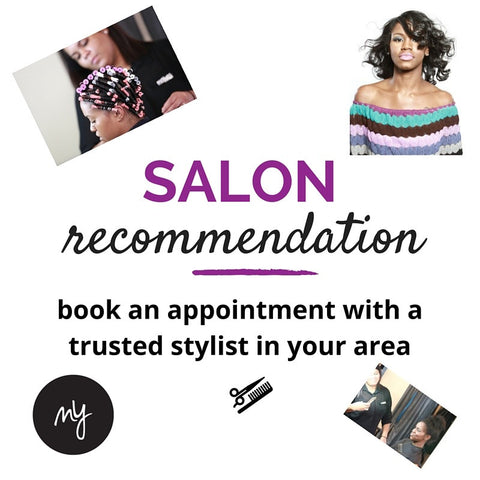 Salon Referrals