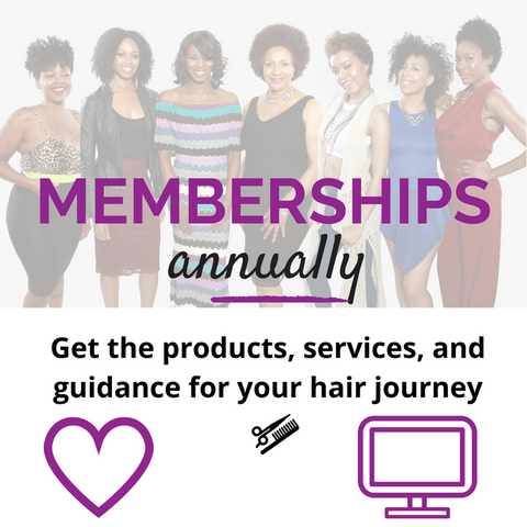 Myavana Membership ~ Personalized Hair Care Recommendations Full Year Discount