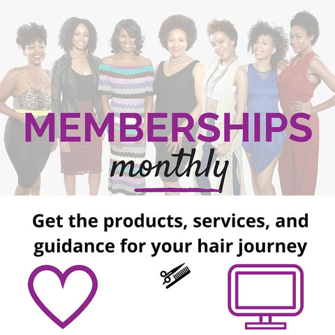 Myavana Membership ~ Personalized Hair Care Recommendations