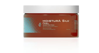 Moistura Silk Feel Smooth Finish Glaze