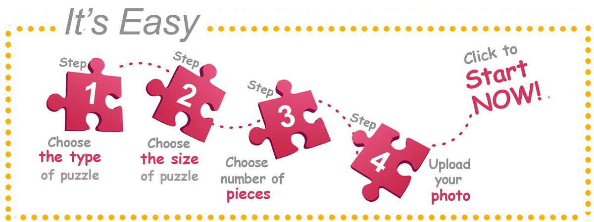 The Missing Piece Puzzle Company jigaw puzzle how to slider