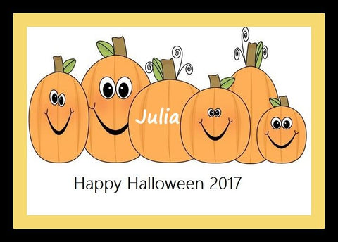 Halloween Gift candy alternative personalized puzzle