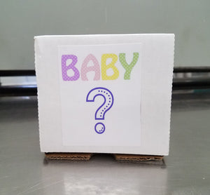 Gender Reveal Box for Jigsaw Puzzle Cheap - The Missing Piece Puzzle Company