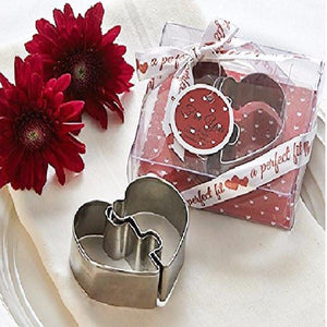 Heart Shape Puzzle Cookie Cutter On SALE