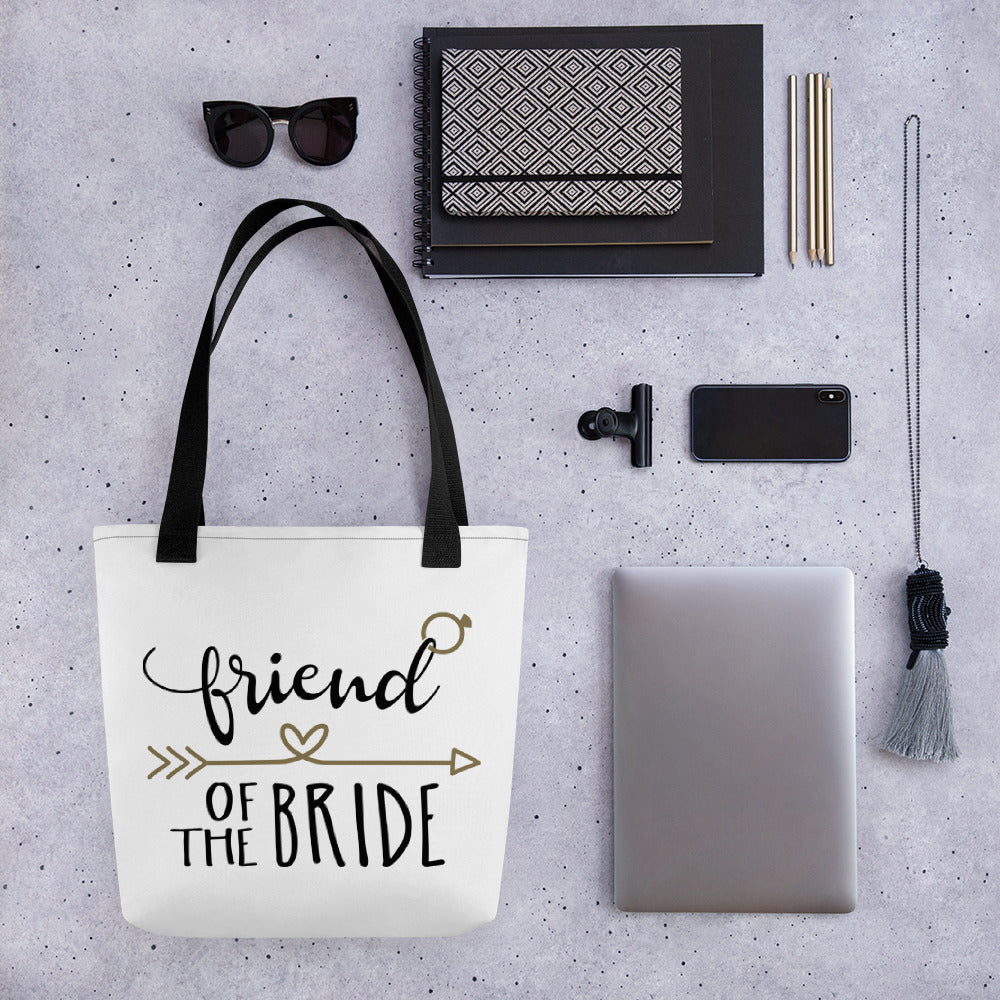 Tote bag - Friend of the Bride