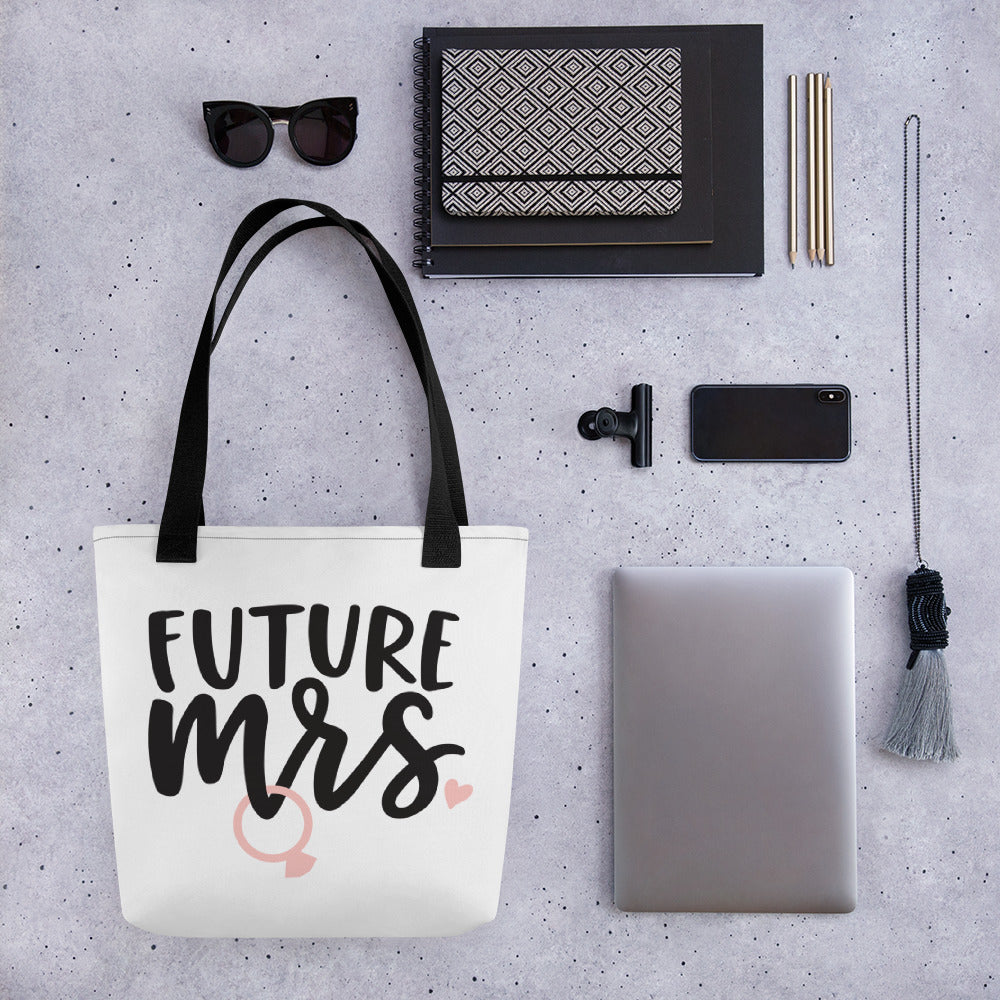 Tote bag - Future Mrs.
