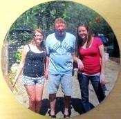 Round Puzzle Personalized With Your Photo