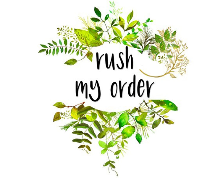 rush my order - The Missing Piece Puzzle Company