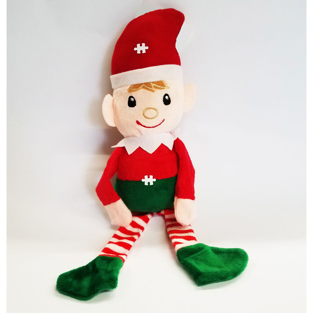 jigsaw puzzle elf male