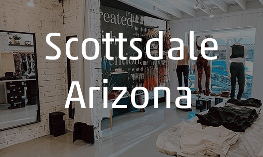See the Yoga Democracy Scottsdale retail store!