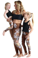 Kids Beeloved Yoga Leggings