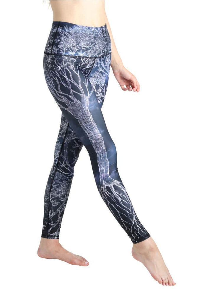 Root to Rise Printed Yoga Legging