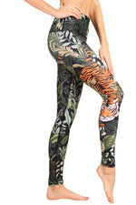 Yoga Democracy Leggings Rawr Talent Printed Yoga Leggings