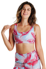 Everyday Sports Bra in Hot Tropic | Medium Support, A–E Cups