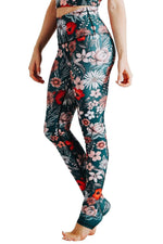 Spring Fling Printed Yoga Leggings