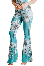 Flower Child Printed Bell Bottoms