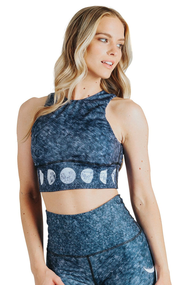 Yoga Democracy Sports Bra Free Range Sports Bra in Just a Phase