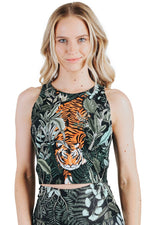 Reversible Knot Top in Rawr Talent