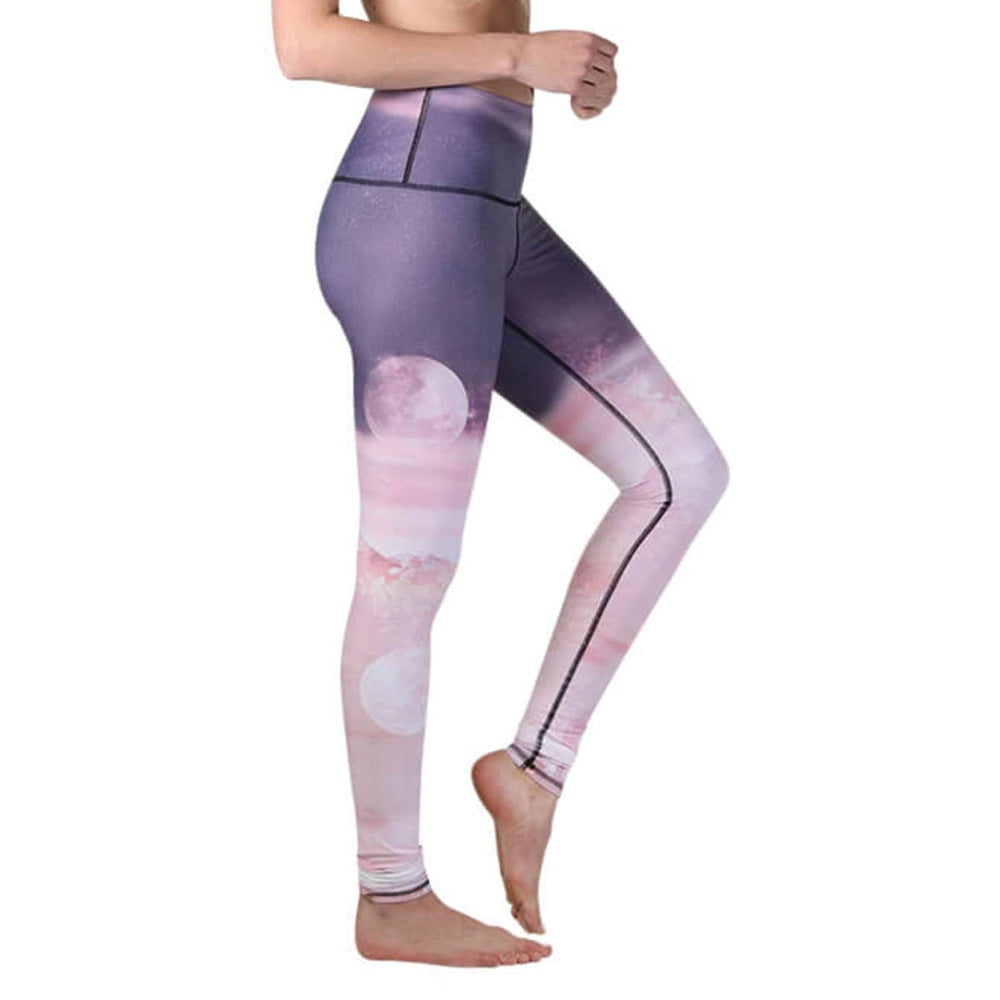 Lunar The Better Printed Yoga Leggings - Final Sale