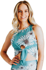 Reversible Knot Top in Flower Child