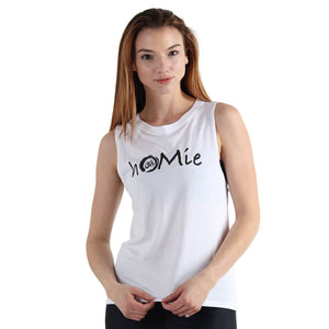 Yoga Democracy Graphic Top hOMie - Bamboo Organic Muscle Tee