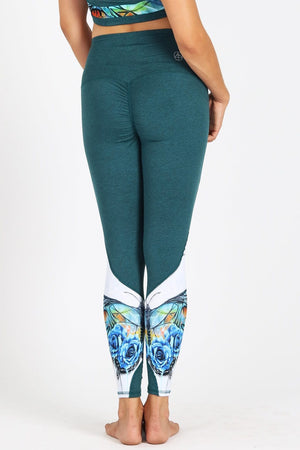 Yoga Democracy Leggings Emerge Sharp Legging