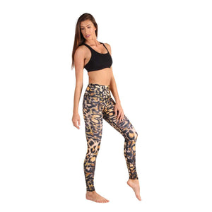 Yoga Democracy Leggings Powers of Purr-Suasion Yoga Leggings - Vault
