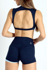 yoga Shorts by Yogavated Athletic Apparel Yogavated Motion Shorts