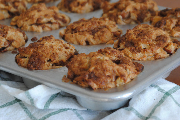 Recipe: Pear Ginger Muffins