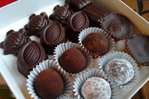 Recipes: Handmade Chocolates