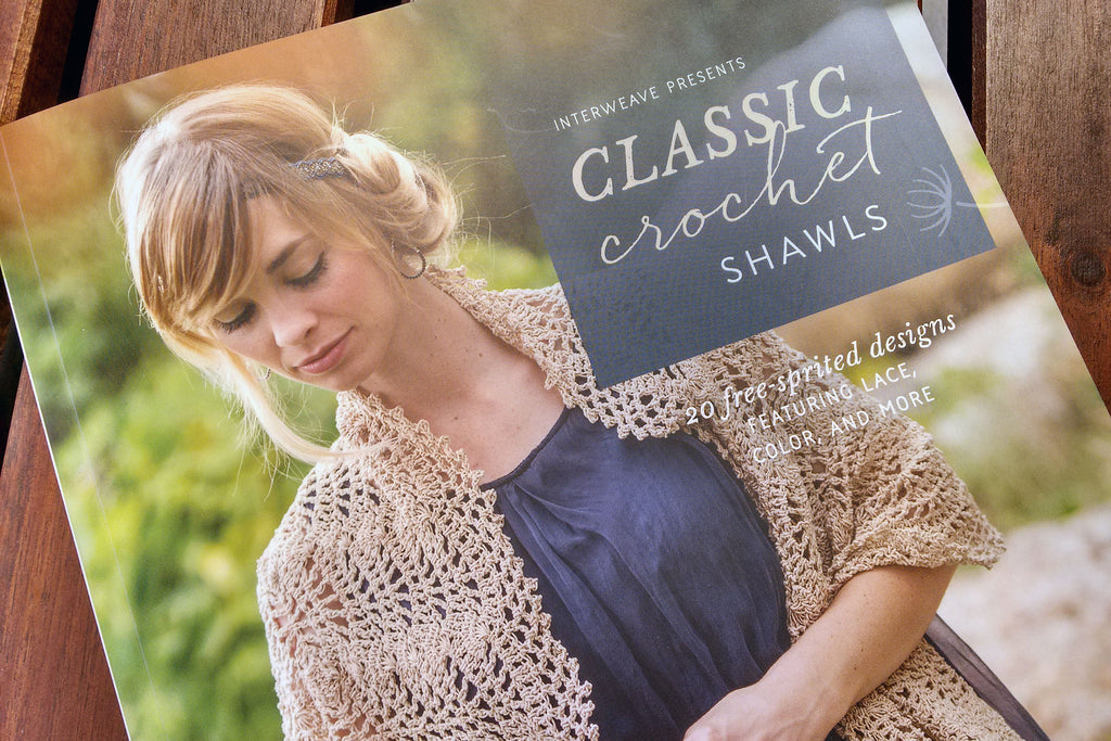 Book Review: Classic Crochet Shawls