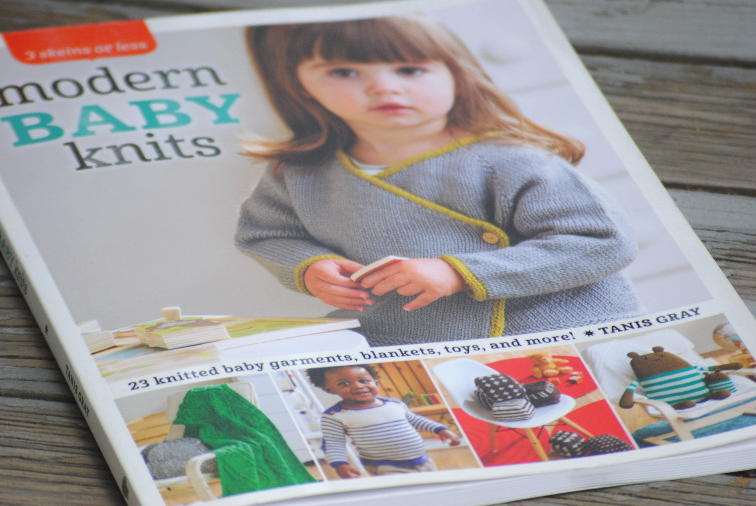 Book Review: Modern Baby Knits