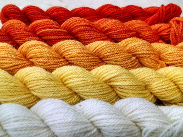 Gradient skein set