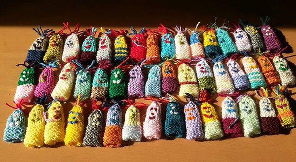 Pattern Round Up Finger Puppets Sweet Paprika Designs