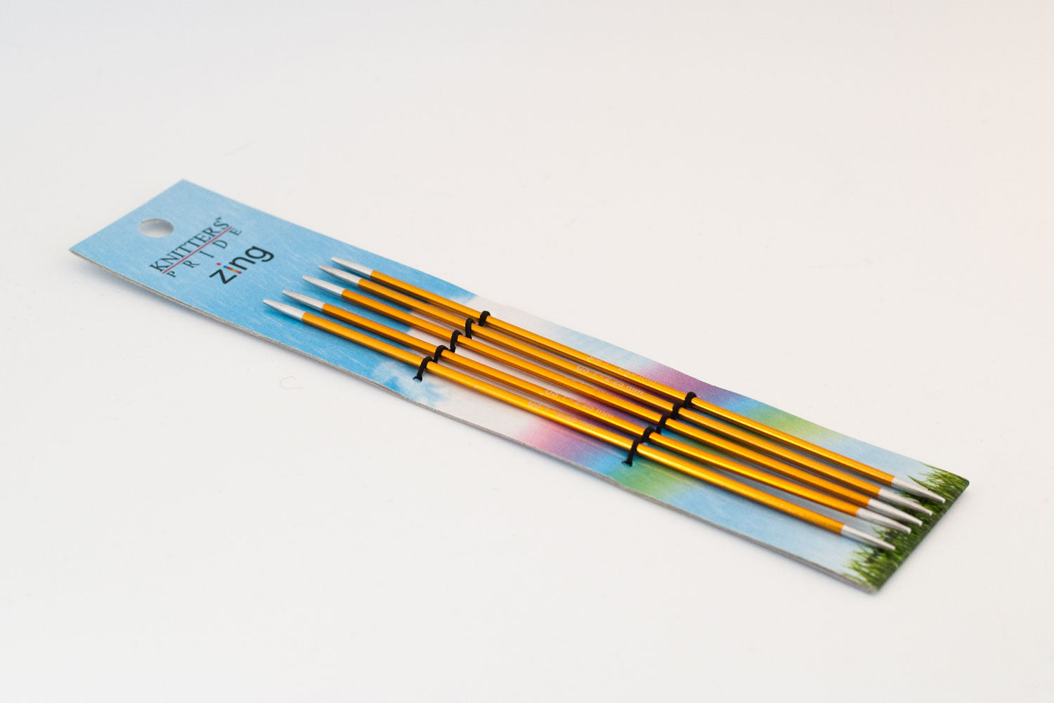 Double-Pointed Knitting Needles