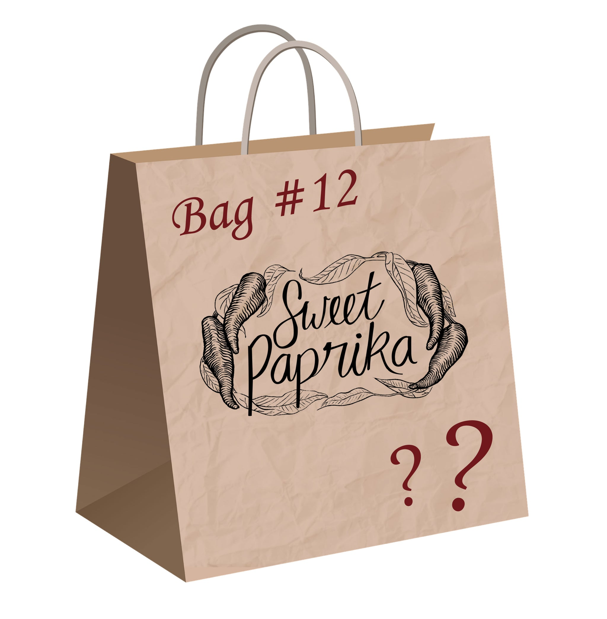 Mystery Bag #12: Fallen Leaves
