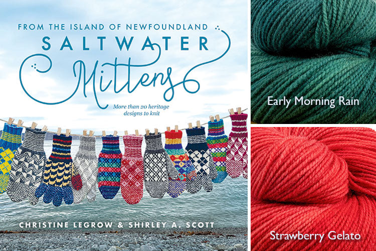 Saltwater Mittens Kit with Winfield