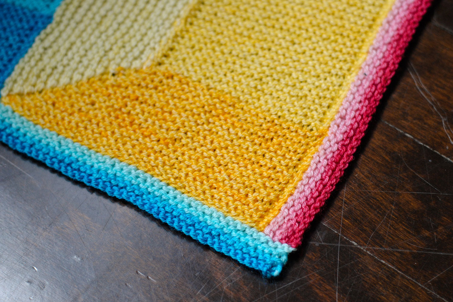 Attic Windows Baby Blanket Kit
