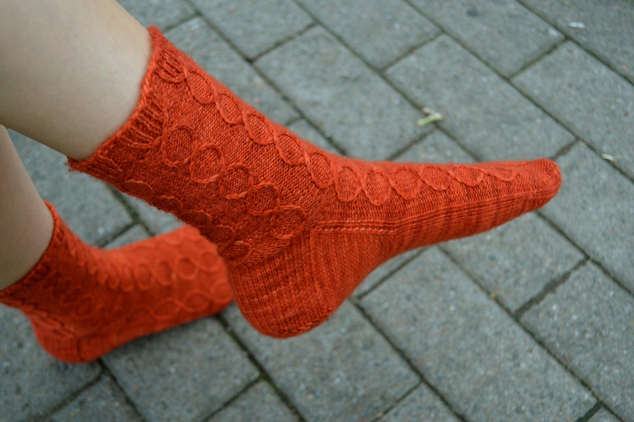Chain Link Socks