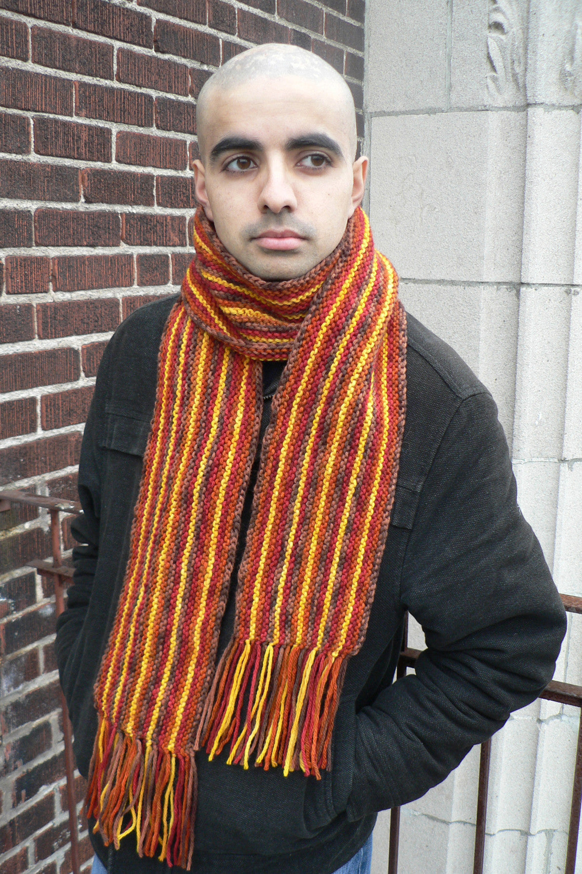 Fall Colours Scarf