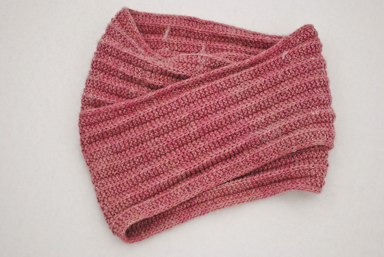 Quiet Cowl knitting pattern - Sweet Paprika Designs