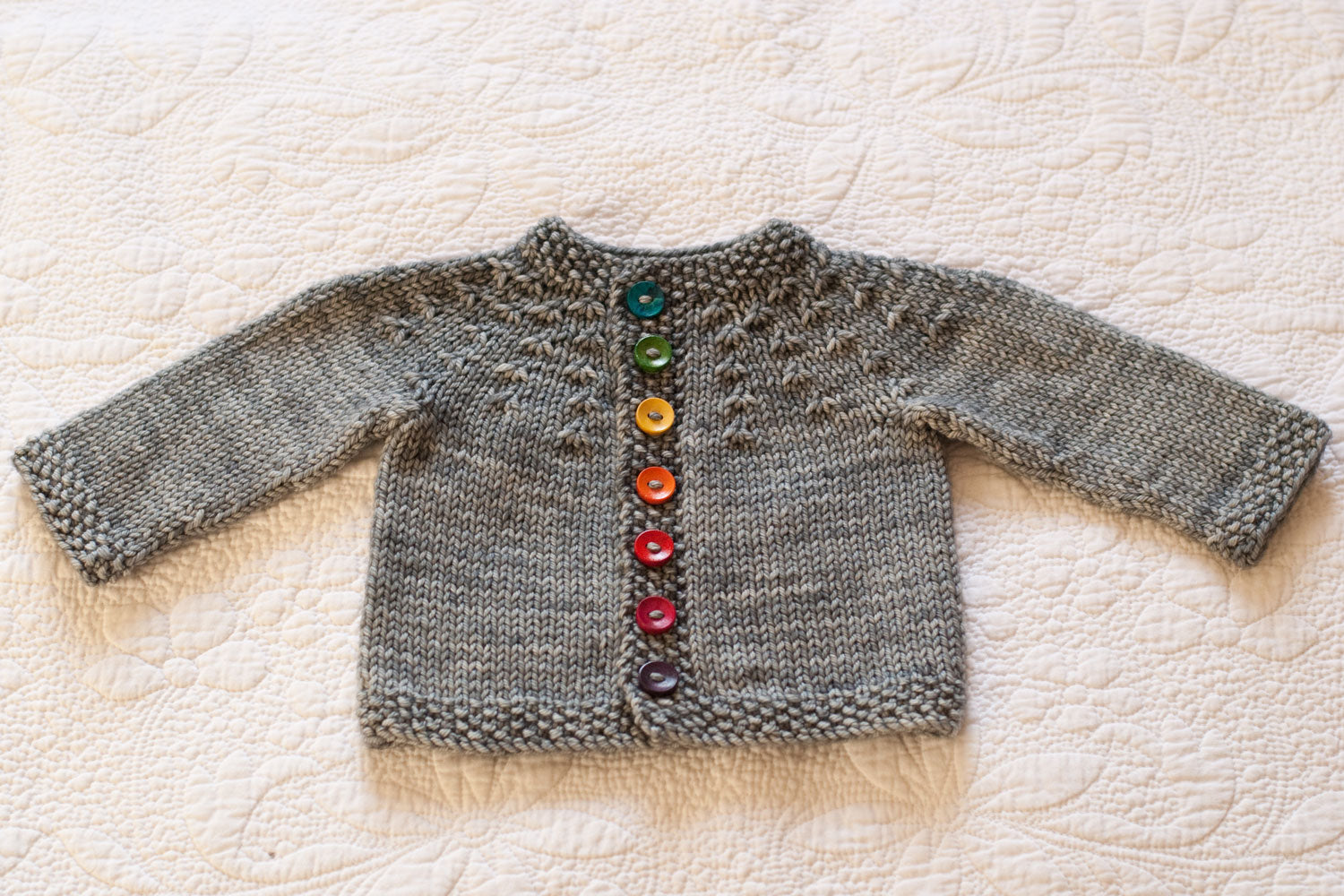 Little Knots Cardigan