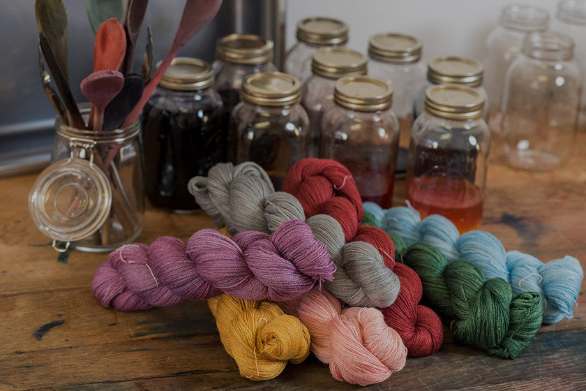 Dyeing Classes