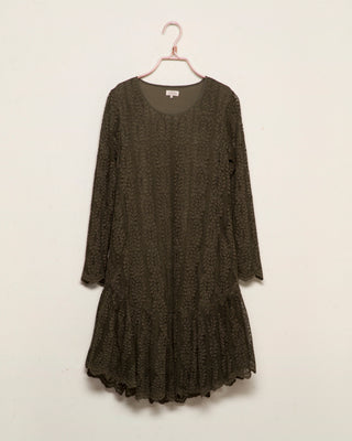 Lace Pocket Dress